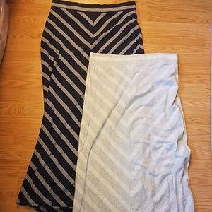 2 Sonoma Maxi Skirts